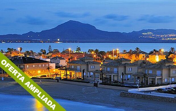 Vacaciones en Mazarrón: 1, 2 o 5 noches