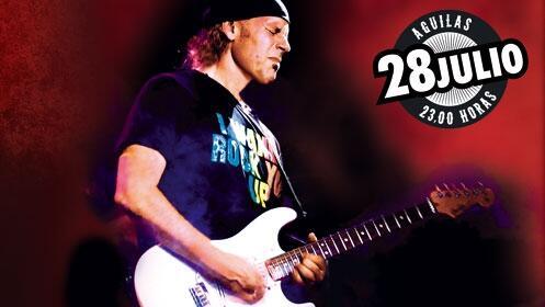 Vargas Blues Band en Águilas (28 julio)