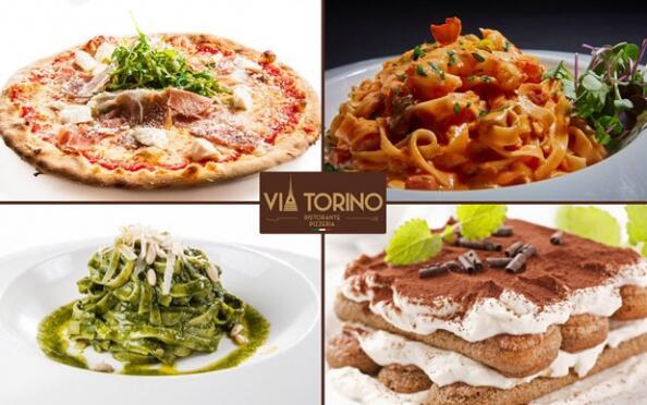 Via Torino: aut�ntica cocina italiana