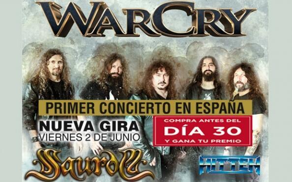 Warcry + Saurom + Hitten al mejor precio
