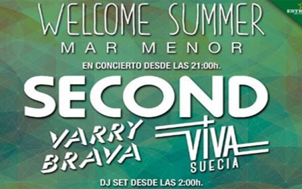 Welcome Summer Mar Menor en La Manga
