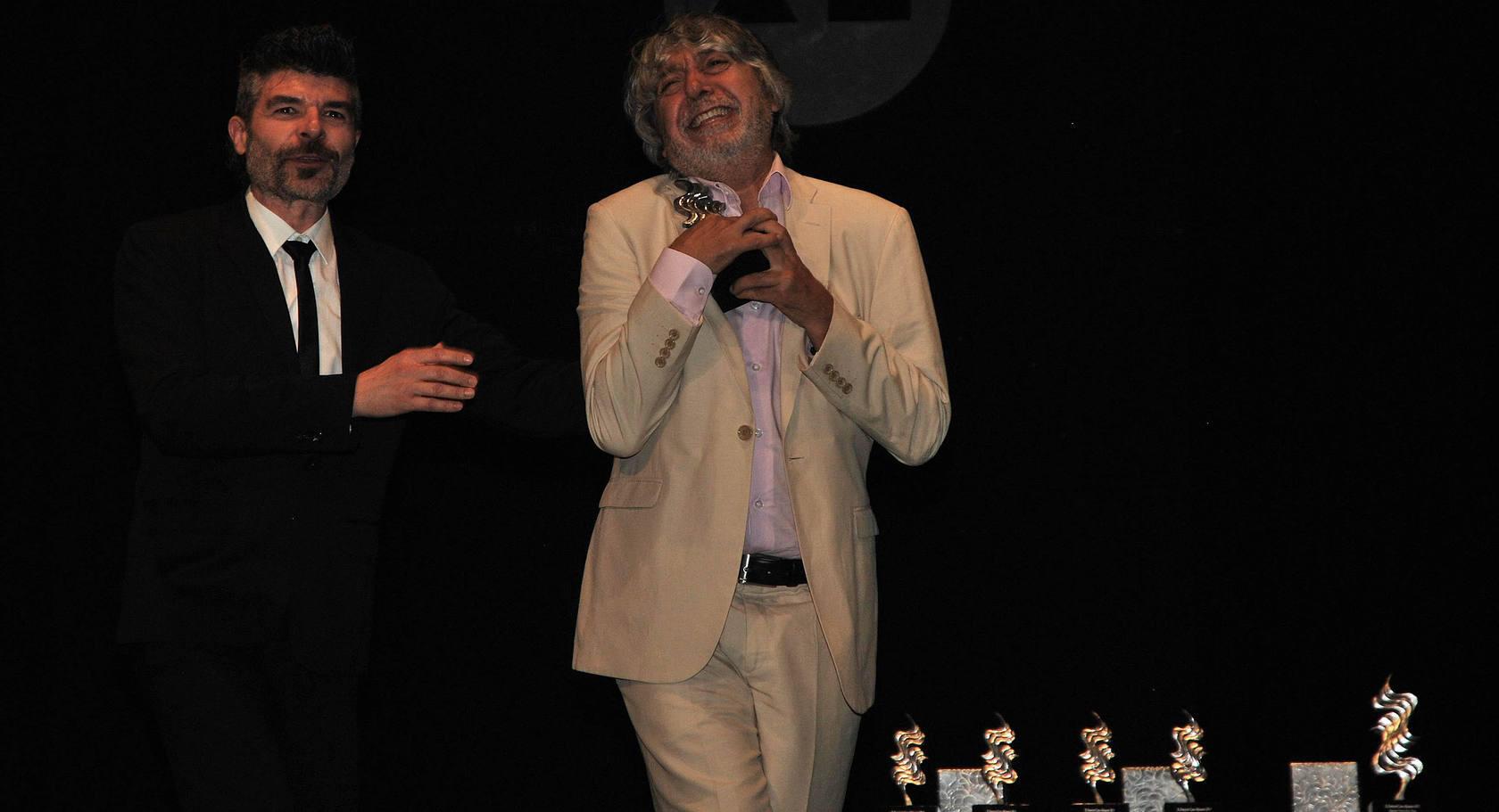 Un maestro apagó el proyector del Festival de Cine de Alicante