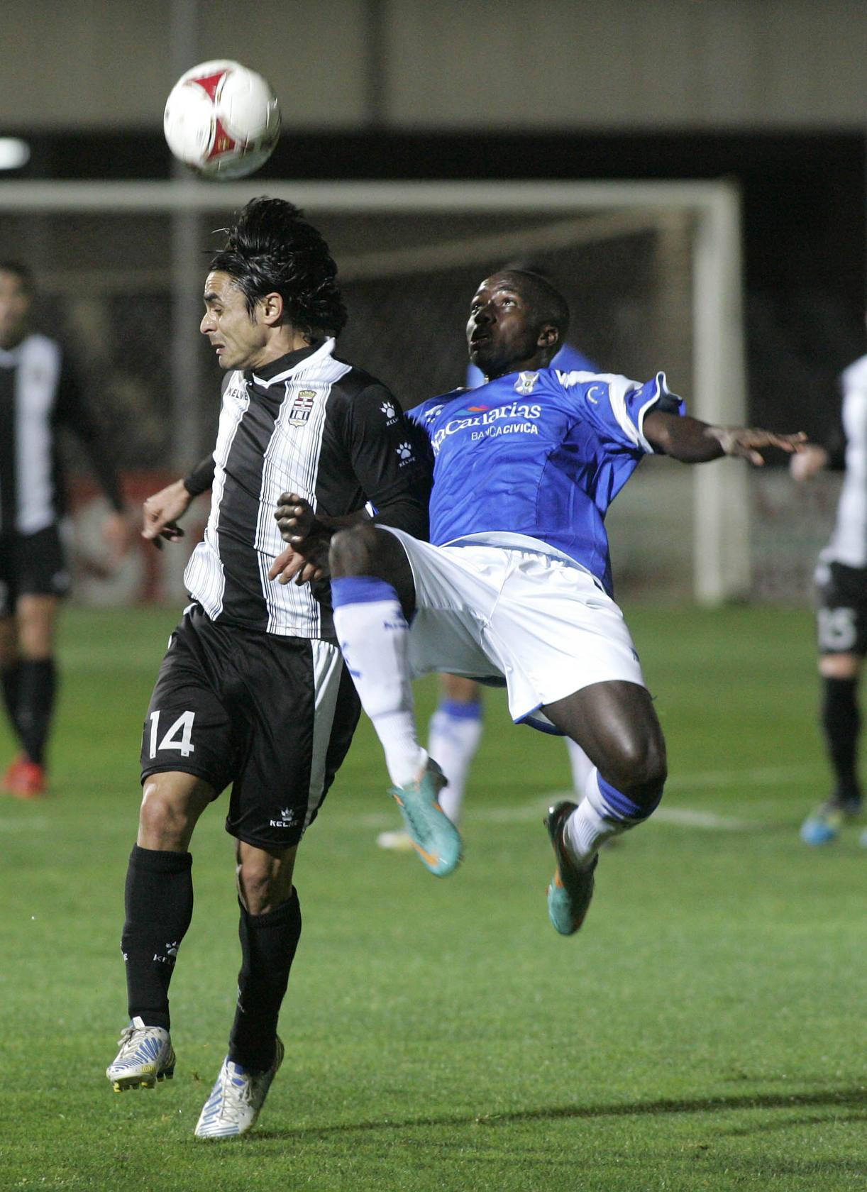 F.C. Cartagena - Tenerife B (3 - 3)