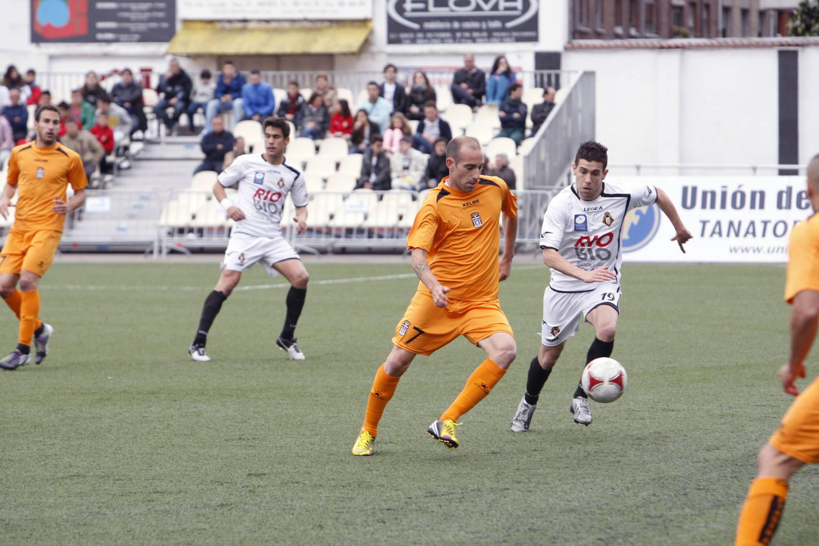 Caudal-FC Cartagena (0-0)