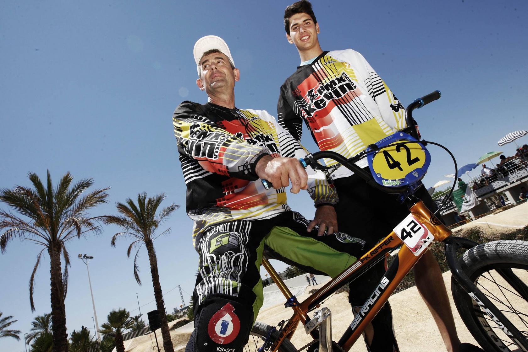 Segunda jornada del Campeonato de España de BMX