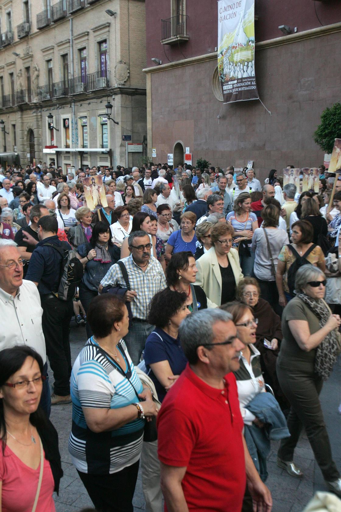 XXIII Marcha Diocesana al Corazón de Jesús de Monteagudo