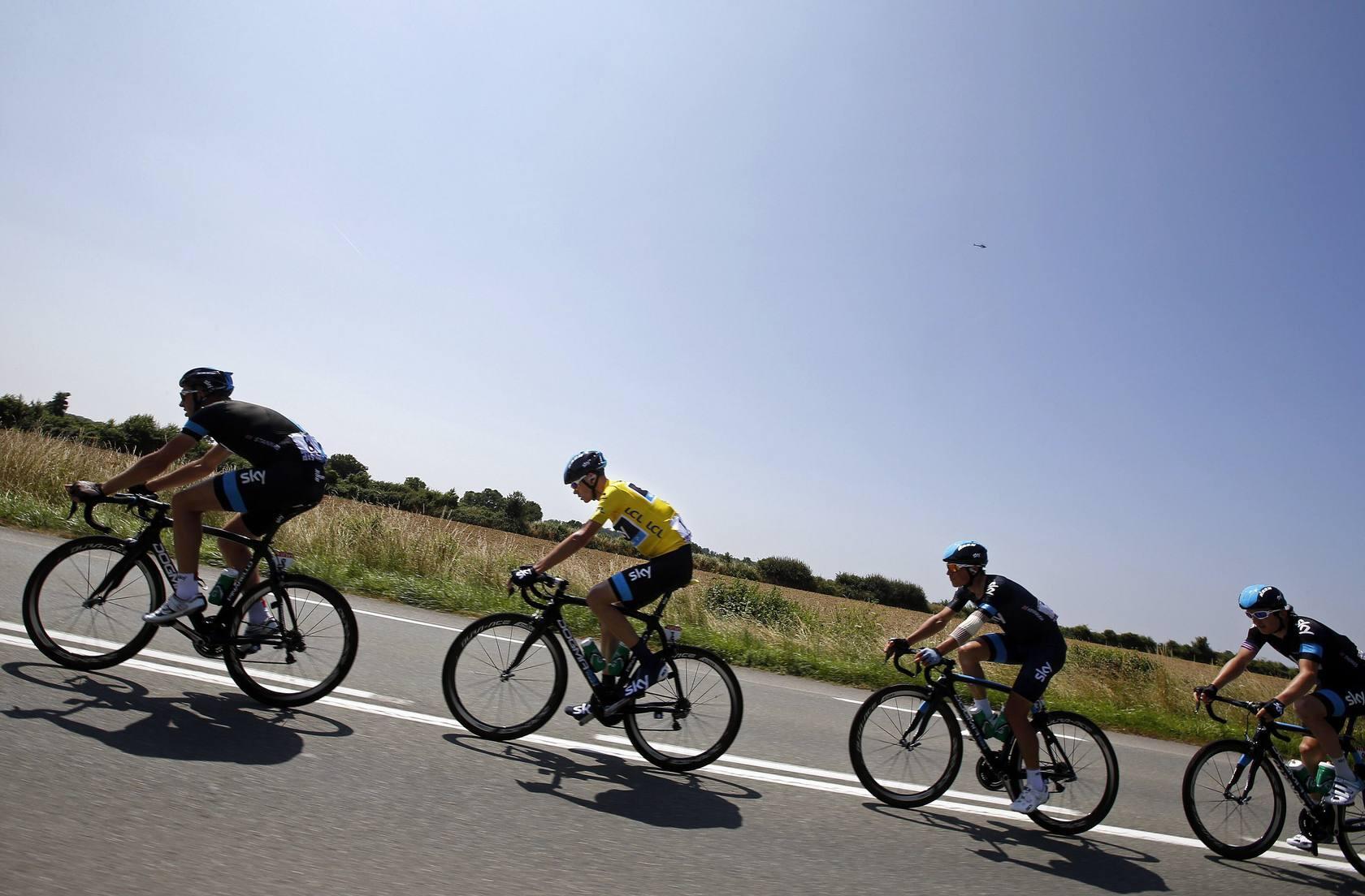 Kittel gana 12ª etapa del Tour y su pulso con Cavendish