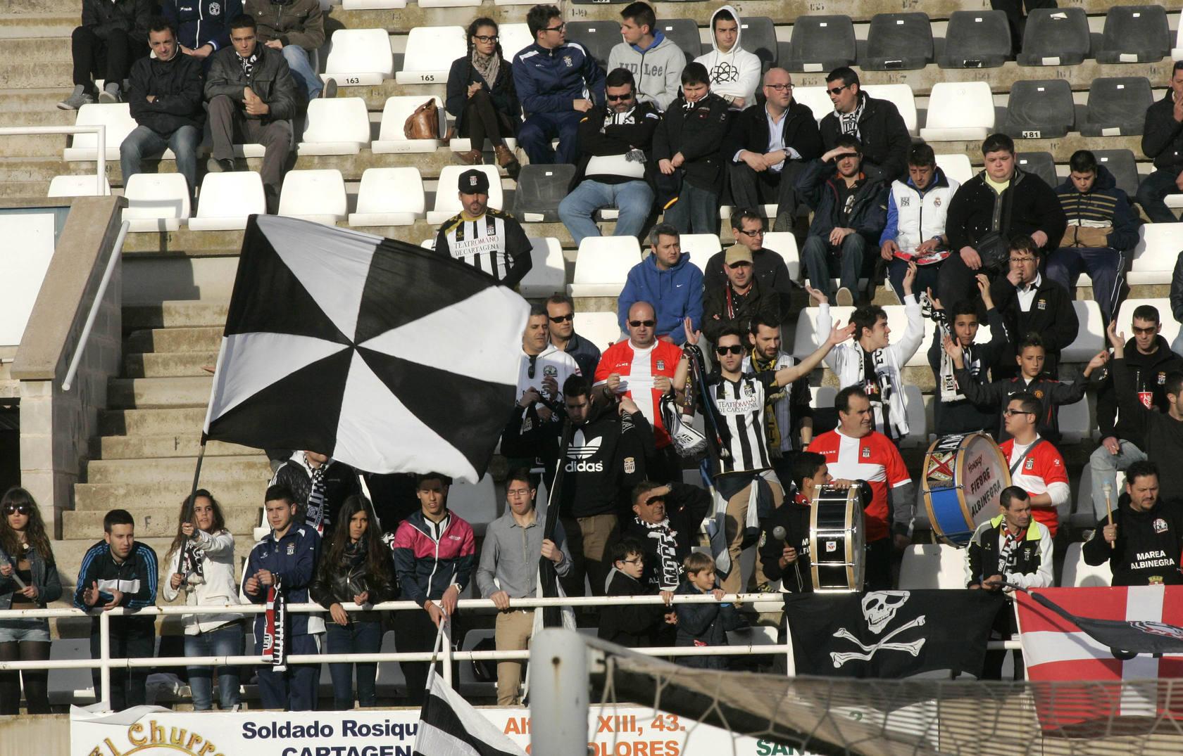 FC Cartagena - Cádiz (2-0)