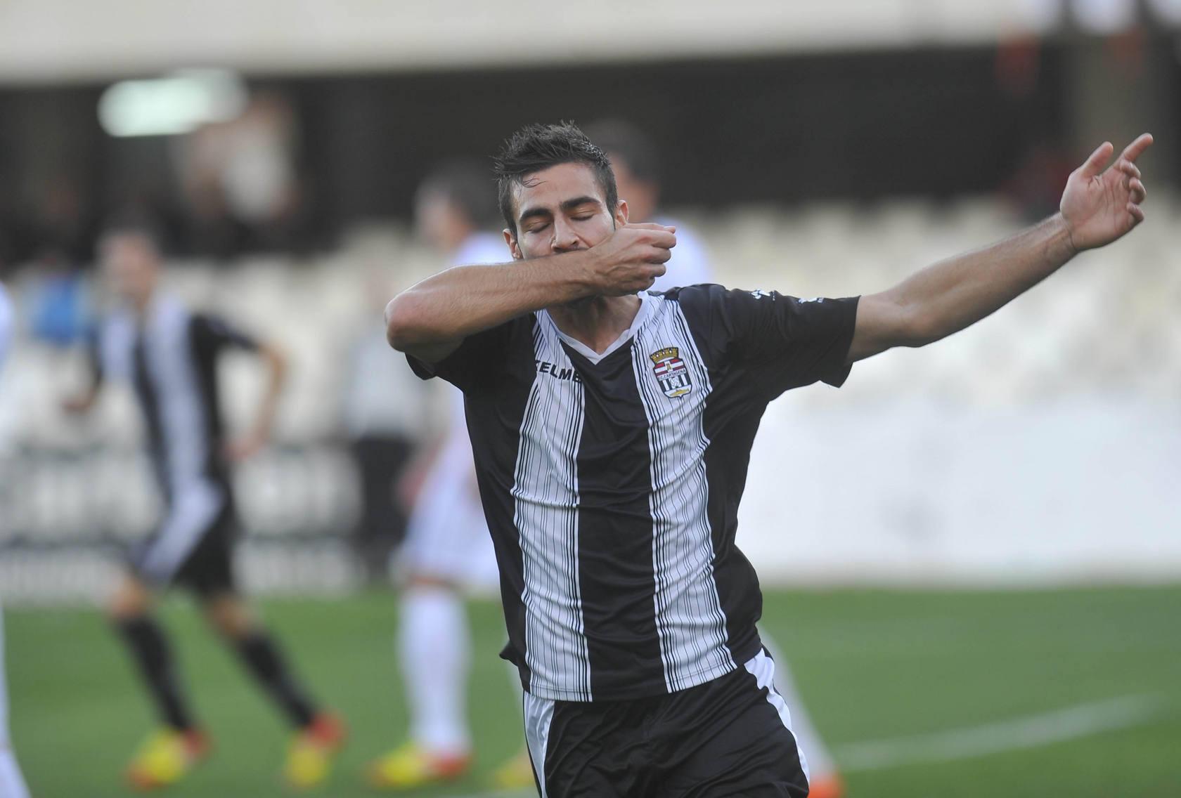 FC Cartagena - UCAM Murcia (1-1)