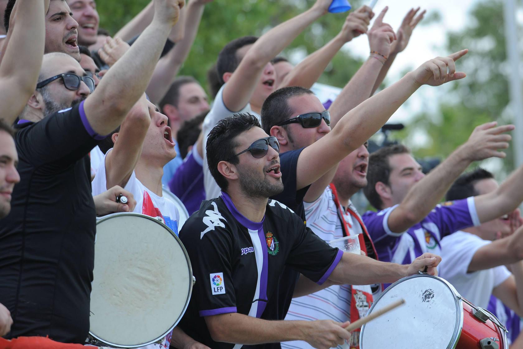UCAM Murcia - FC Cartagena (2-2)