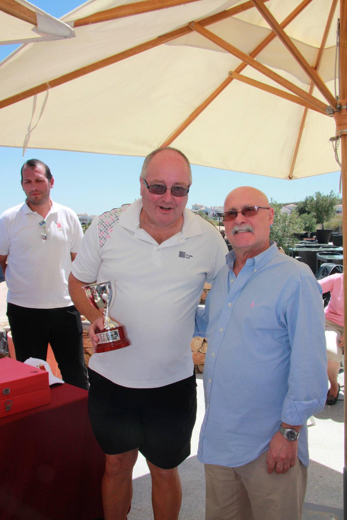 VII edición del Campeonato Senior de la Federación de Golf de la Región de Murcia