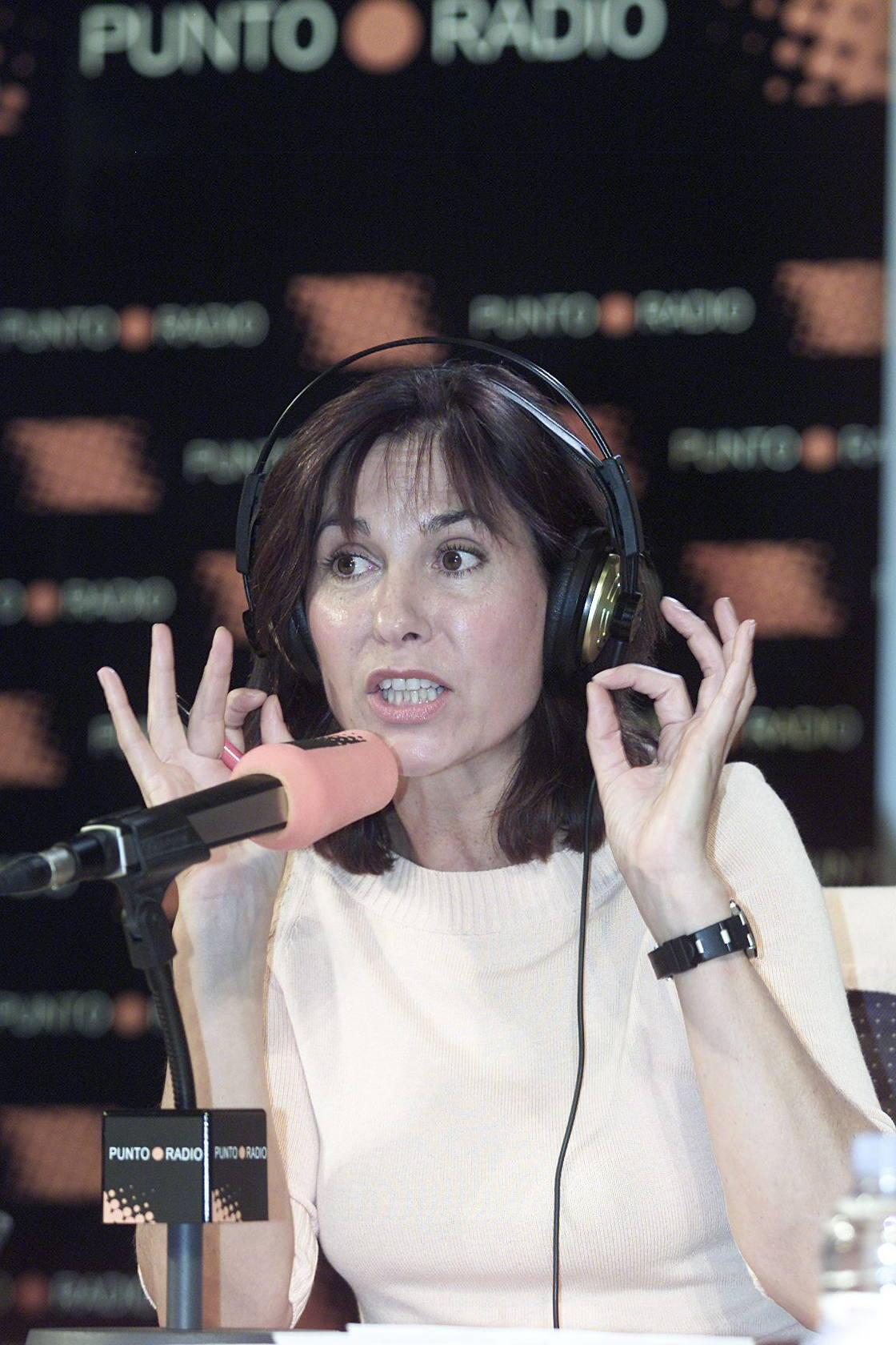 Fallece la periodista Concha García Campoy a los 54 años