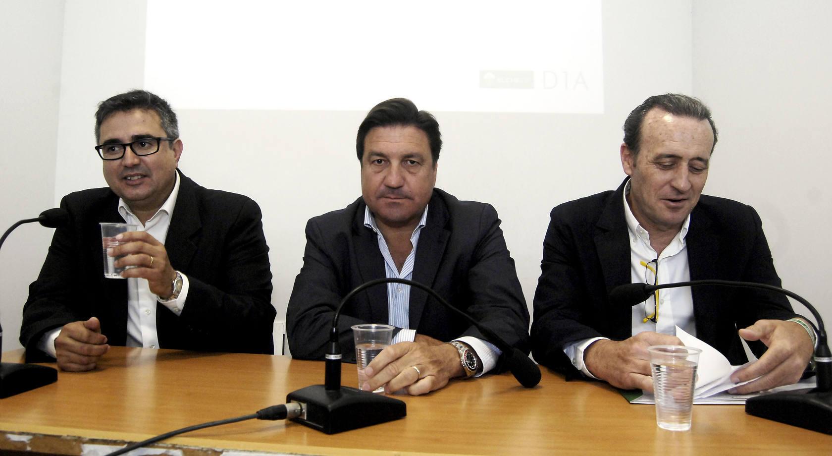 Presentación del proyecto de reforma del Martínez Valero