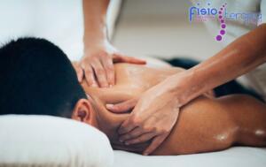 Fisioterapia: 2 sesiones terapia manual