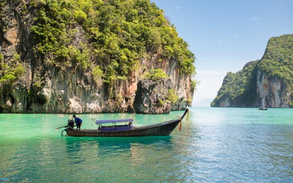 Tailandia: 15 d�as+vuelos(Bankok-Krabi-Phuket)