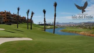 Club de Golf Isla del Fraile: curso intensivo en fin de semana
