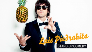 Stand-up comedy: Luis Piedrahita (1 jul)
