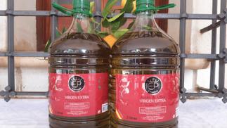 Lote 2 garrafas 5L. Aceite de Oliva Virgen Extra Superior cosecha 2020/2021