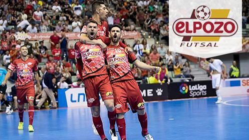 Final Liga, 4º Partido: ElPozo vs Barça   (17/6)