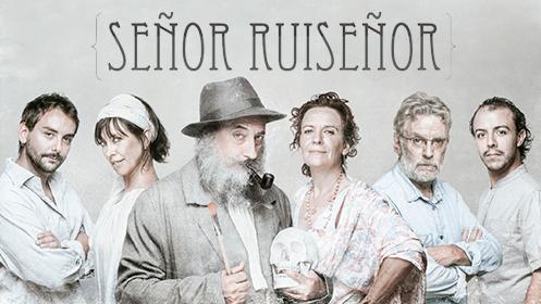 Els Joglars: Señor Ruiseñor (7/8 mar)