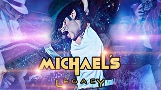 Michael's Legacy, el musical (28 y 29 mar)