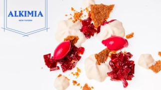 Alkimia New Tavern: menú degustación