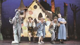 Hansel y Gretel, el musical (26 dic)