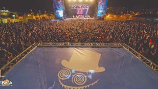 Iboga Summer Festival: Abono 4 días + preparty (24 a 28 jul)