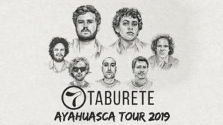 Entradas Taburete: Ayahuasca Tour 2019