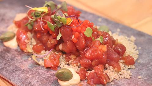 Menú Promesas de la cocina Región de Murcia: Txio Restaurante