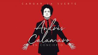 Entradas concierto Andrés Calamaro en Murcia (15 jun)