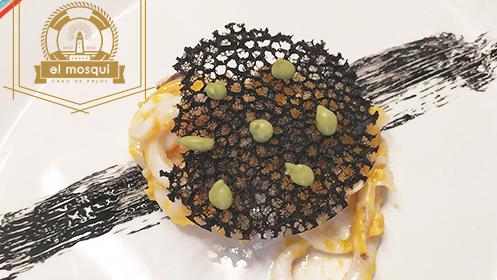 Menú Promesas de la cocina Región de Murcia: Restaurante El Mosqui