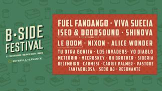 ¡Entradas B-Side Festival!