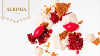 Menú Promesas de la cocina Región de Murcia: Alkimia New Tavern