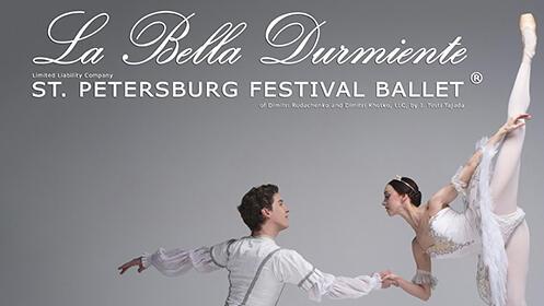 La Bella Durmiente de St. Petersburg Festival Ballet (28 feb)