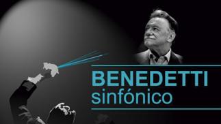Entradas Benedetti sinfónico (11 oct)