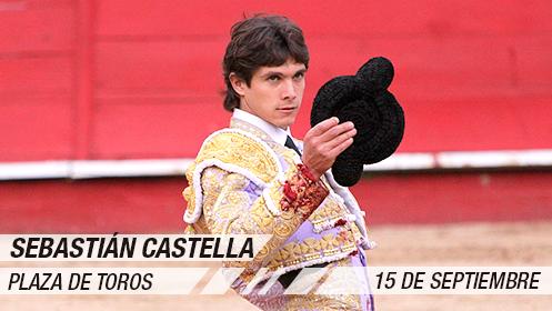 Feria Taurina 2019: El Fandi, Sebastián Castella y Perera (15 sep)