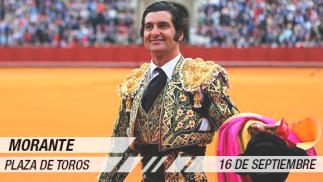 Feria Taurina 2019: Morante, El Juli y Paco Ureña (16 sep)