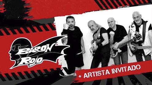Entradas concierto Barón Rojo y WarCry en Murcia (22 jun)