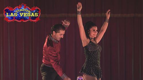 Circus Las Vegas en Murcia: 1 adulto + 1 niño