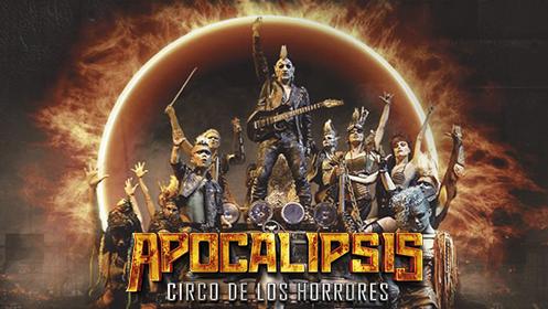 Comprar entradas Apocalipsis - Cartagena - 14 de septiembre - 16.50€ - Murcia Entradas
