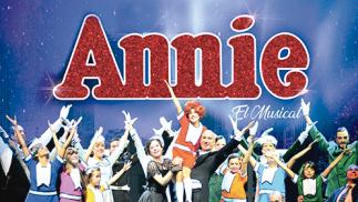 Annie: El Musical llega a Murcia (1, 2 y 3 nov)