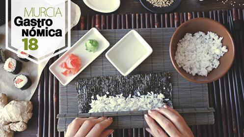 Taller: Atrévete con el sushi