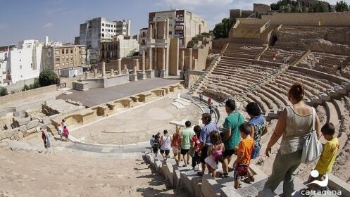 Cartagena: visita guiada a la ciudad 8€
