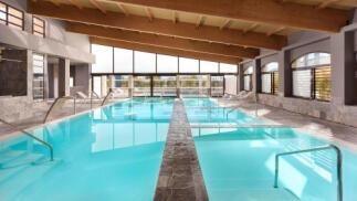 Sheraton Hacienda del Álamo Golf & Spa Resort: brunch + circuito termal Spa