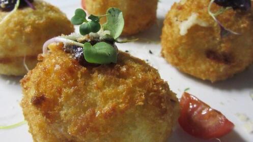 Menú cocina mediterránea en Restaurante Gelardo's