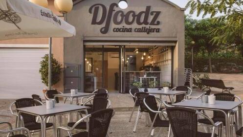 La cocina más callejera en Dfoodz