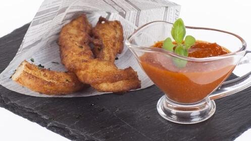 Restaurante Boxperience: menú de cocina creativa