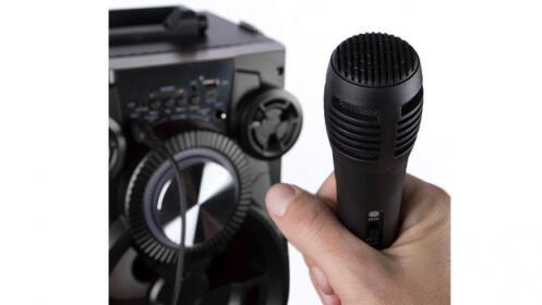 Altavoz Karaoke con Micrófono