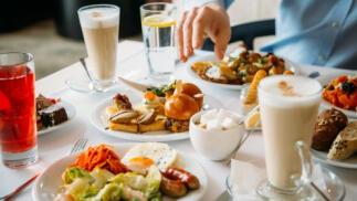 Menú Brunch completo en Restaurante T38